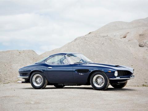 18. Ferrari 250 GT SWB Berlinetta Speciale de 1962: vendido por 16,5 millones por Gooding & Company en 2015 [RE]