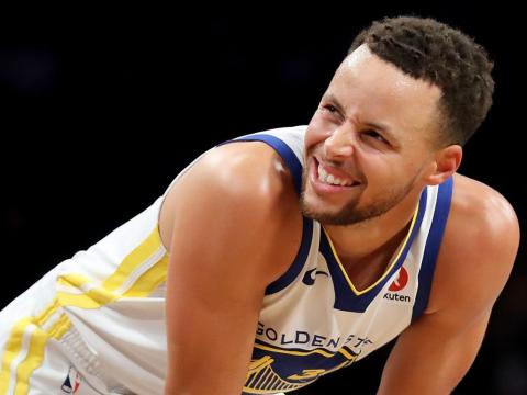 18. Stephen Curry