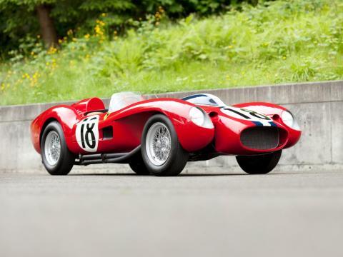 19. Ferrari 250 Testa Rossa de 1957: vendido por 16,3 millones de dólares por Gooding & Company en 2011 [RE]