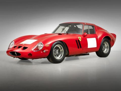 2. Ferrari 250 GTO Berlinetta de 1962-63: vendido por 38,15 millones de dólares por Bonhams en 2014 [RE]
