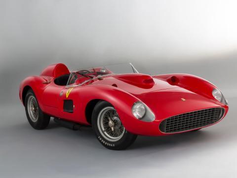 3. Ferrari 335 Sport Scaglietti de 1957: vendido por 35,7 millones de dólares por Artcurial en 2016 [RE]