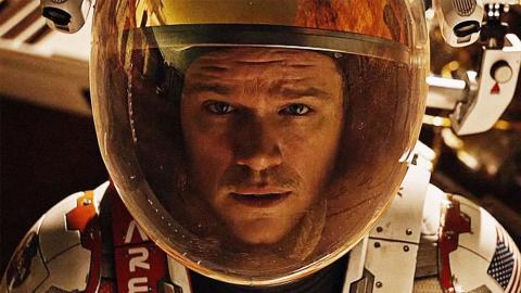 Damon en The Martian.