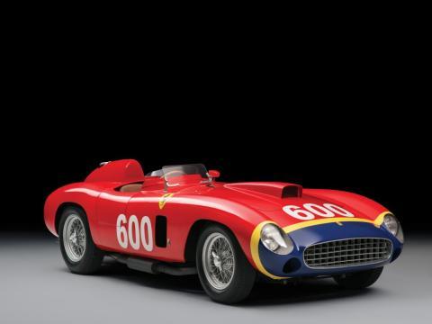 4. Ferrari 290 MM de Scaglietti de 1956: vendido por 28,05 millones de dólares por Sotheby's en 2015 [RE]