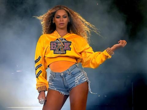 5. Beyonce Knowles