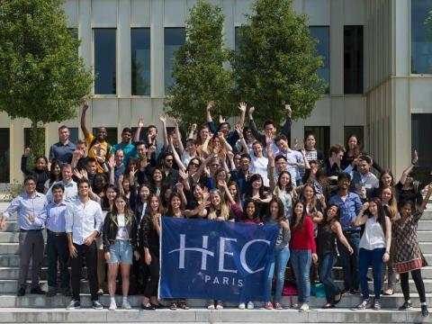 7. HEC Paris grads earn an average post-graduation salary of $120K to $130K.