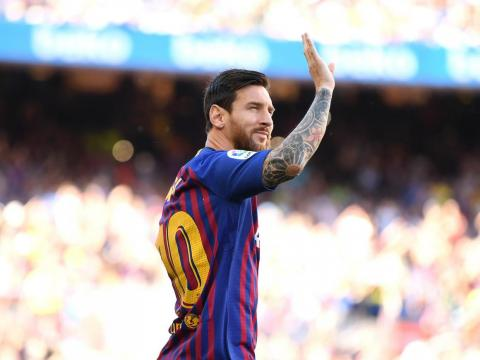 9. Lionel Messi