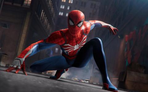 "4. ""Marvel's Spider-Man"""