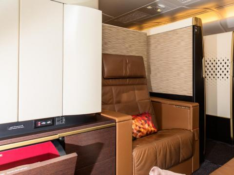 As an airliner, the A380 promised luxury and comfort on an unprecedented scale.