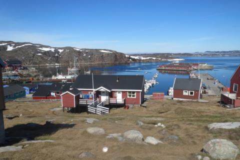 Alojamiento en Groenlandia