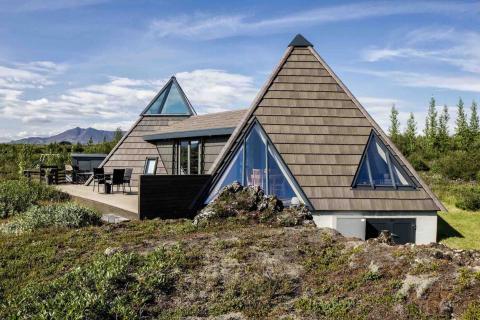 Alojamiento en Islandia