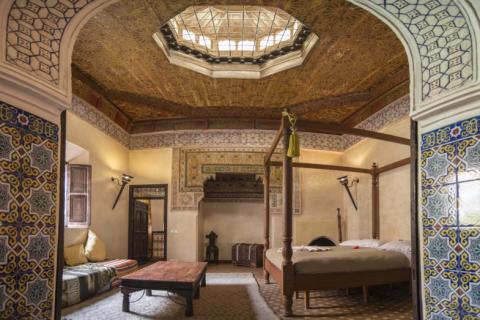 Alojamiento en Marruecos