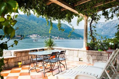 Alojamiento en Montenegro