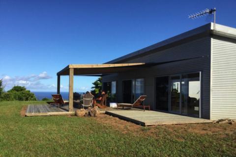 Alojamiento en Pitcairn