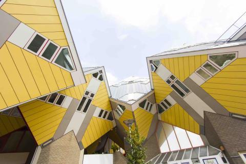 Alojamiento en Rotterdam