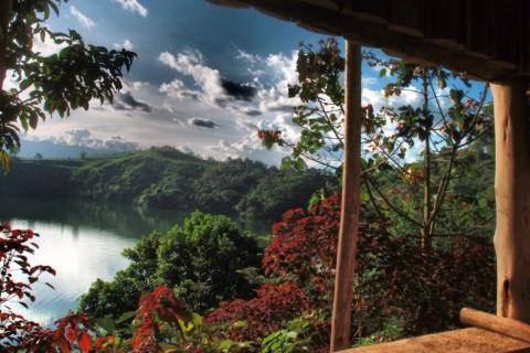 Alojamiento en Uganda