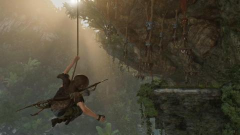 """Shadow of the Tomb Raider"" (PlayStation 4, Xbox One, PC)"