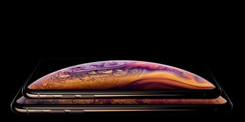 El iPhone XS es más ligero que el iPhone XS Max