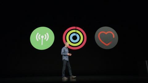 Apple Watch Series 4 Salud