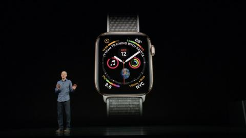 Apple Watch Series 4 Video