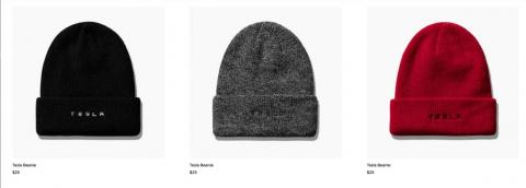...to beanies.