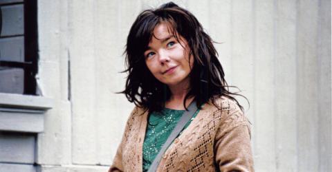 Björk en Bailar en la oscuridad