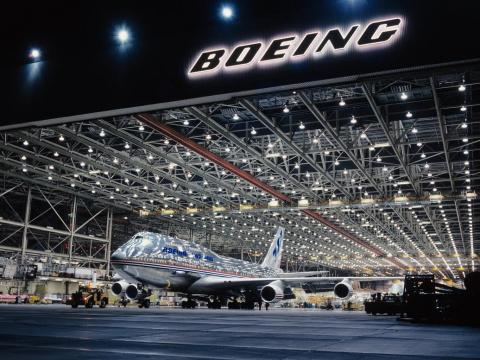 ... the Boeing 747-400. Airbus wanted to produce an aircraft even bigger than Boeing's latest jumbo jet — with lower operating costs.