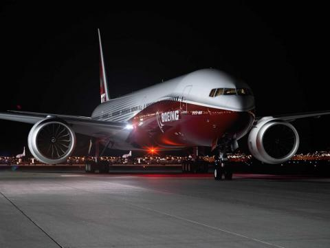 Boeing expects the next generation, twin-engine 777X to be its new flagship.