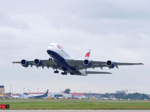 ... British Airways ...