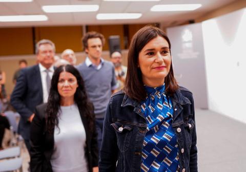 Carmen Montón Dimisión PSOE