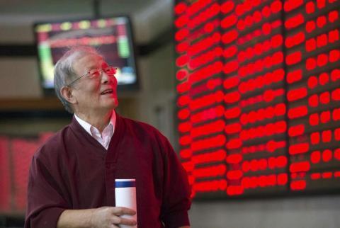Las acciones de las tecnológicas chinas se disparan después de que Pekín haya aceptado sentarse a negociar con EE.UU. [RE]