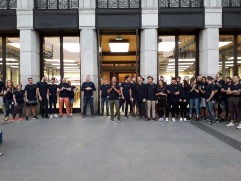 Equipo de Apple