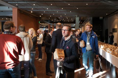 Un evento de networking para emprendedores y startups