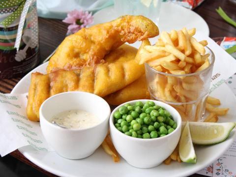 Febrero de 2013: Según Shu, los escépticos le decían que los ingleses no querían comida para llevar
