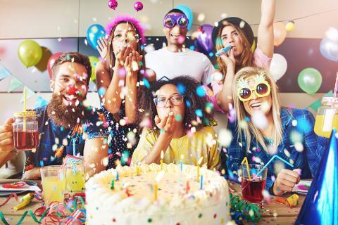 fiesta cumpleaños