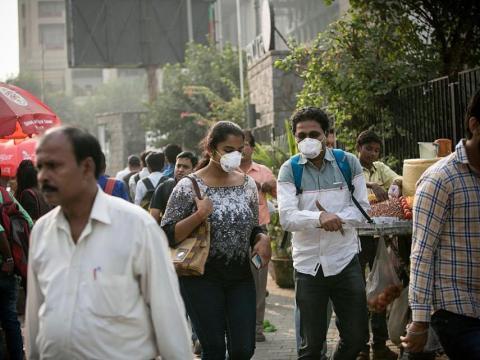 [re] conscuencias de respirar aire contaminado