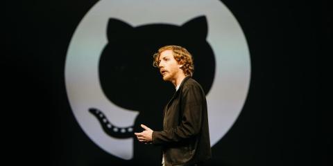 GitHub cofounder CEO Chris Wanstrath