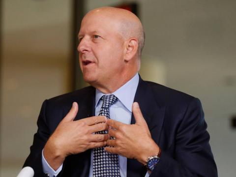 Goldman Sachs announces major leadership shakeup as incoming CEO David Solomon picks his team