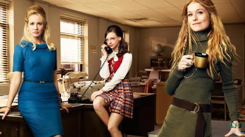 Cartel promocional de Good Girls Revolt