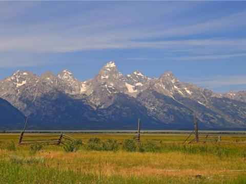 He also reportedly purchased a 492-acre Wyoming ranch that was listed for $8.9 million back in 2009.