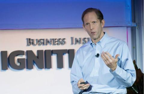 Henry Blodget, CEO, cofundador y director editorial de Business Insider [RE]