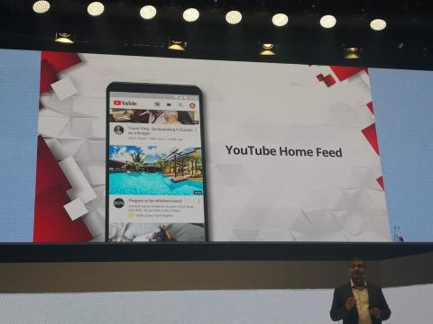 Home Feed Youtube