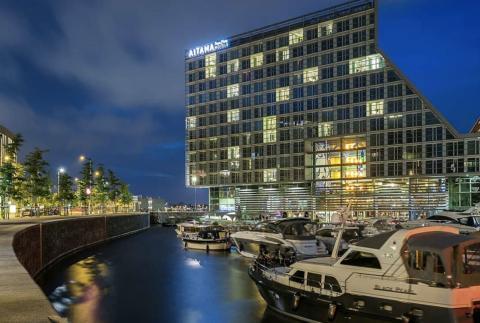 Un hotel de Room Mate en Ámsterdam