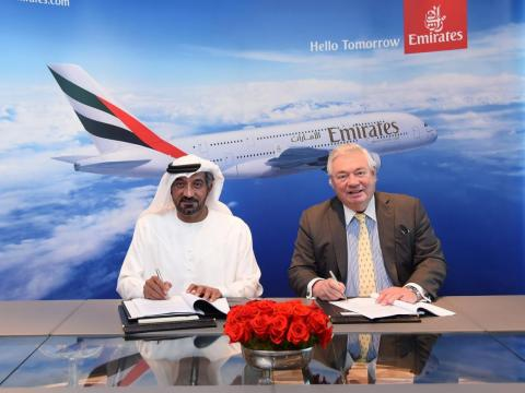 In January 2018, Emirates ordered 20 additional A380s that would have kept the A380 production line moving for the next decade.