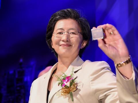 21. Lisa Su, CEO de Advanced Micro Devices