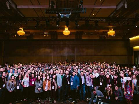 InVision's 700 employees. The company doesn't have a physical headquarters — every employee works remotely.