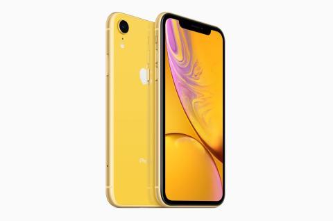 iphone amarillo