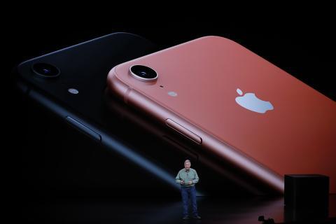 iPhone XR Apple Camara