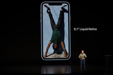 iPhone XR Liquid Retina