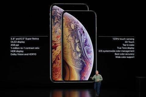iPhone XS: cámara y especificaciones