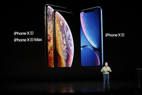 iPhone XS y iPhone XR
